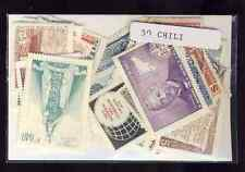 Chili 50 timbres différents
