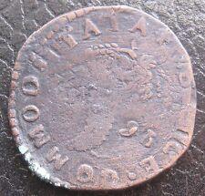 Tornese del 1595 Regno di Napoli Filippo II in rame - R - nr. 782