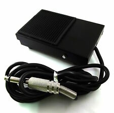 QUALITY Heavy Duty TATTOO Foot Switch Pedal  for gun UK