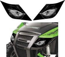 ARCTIC CAT headlight decal sticker 700  TRAIL XT  WILDCAT wild trail 4x4 eyes w