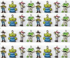 New Lot 16 pcs Toy story Mix Metal Charms pendants DIY Jewellery Making crafts