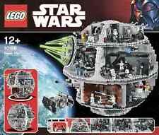 LEGO SET 10188 STAR WARS DEATH STAR UCS BRAND NEW SEALED RETIRED