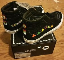 VANS 2014 SK8 HI XL HUICHOL RAINBOW TRIBE 7.5 golf wang supreme syndicate wtaps