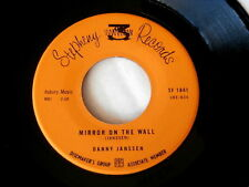 DANNY JANSSEN~MIRROR ON THE WALL~VG++~ STEPHENY  A KILLER SOUND~~ TEEN 45