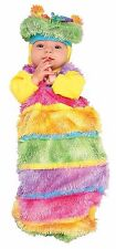 WIGGLY WIGGLE WORM CATERPILLER  HALLOWEEN COSTUME NEWBORN INFANT 3 - 6 MONTHS