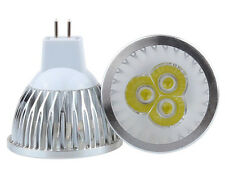 CREE MR16/GU10/E27 9W 12W 15W Warm Cool White LED Spotlight Bulb Lamp Light