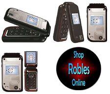 Nokia 7270 Silver (Ohne Simlock) 3BAND MP3 Radio Desing ORIGINAL FINLAND GUT