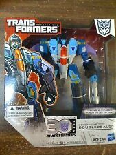 Transformers Generations Thrilling 30th Doubledealer Voyager Class NEW FREE SHIP