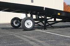 dock mobile yard ramp loading/leveling forklift truck ramp NEW Ideal Mfg.