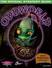 OddWorld: Abe's Oddysee, The Official Strategy Guide