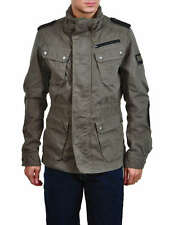DIESEL JANTARES OLIVE GREEN JACKET SIZE S 100% AUTHENTIC