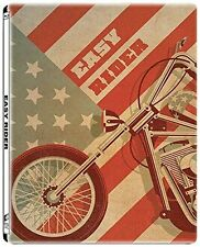 Blu Ray EASY RIDER - Libertà e Paura - (Limited Edition Steelbook) ......NUOVO