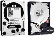 Western Digital 4TB BLACK Performance Hard Drive WD 6 Gbs 64mb WD4003FZEX 4 TB