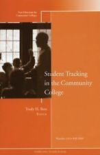Student Tracking in the Community College: New Directions for Communit-ExLibrary