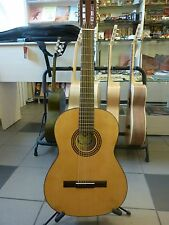 HORA 7 string acoustic guitar with EQ with tuner, solid wood, Russian Brazilian