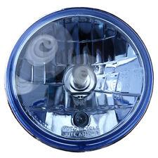 Blauer 5 3/4 Zoll Scheinwerfereinsatz für Motorradscheinwerfer