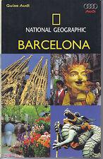 Guía de viajes de Barcelona. National Geographic. RBA editorial. Damien Simonis.