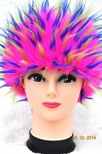 Funny Winter HAT, Faux Fur Funky fluffy hat, Party hat. outstanding hat