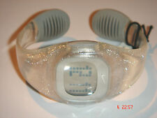 Nike Presto Digital Sparkle Clear Bracelet Watch 15-101 medium size Women RARE