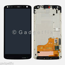 Motorola Droid Turbo 2 XT1585 Display LCD Screen Touch Screen Digitizer + Frame
