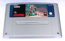 Spiel: INCANTATION/  SNES Super Nintendo -