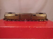 HO SCALE BRASS PRECISION NAKMURA PENNSYLVANIA GG-1 LOCOMOTIVE