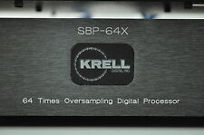 Krell SBP-64X High Performance DAC D-to-A Converter
