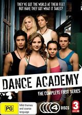 DANCE ACADEMY   - COMPLETE SEASON 1-   DVD - UK Compatible - New sealed
