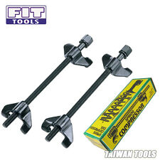 FIT TOOLS Forged Hooks MacPherson Strut Shock Absorbers Spring Compressor 300mm