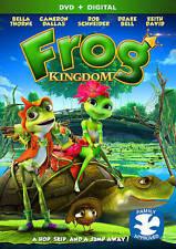 Frog Kingdom NEW DVD disc/case/cover only-no digital copy children family kids