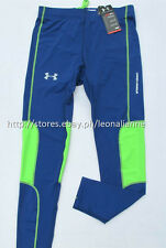75% OFF! AUTH UNDER ARMOUR HEATGEAR COMPRESSION LEGGINGS PANTS LARGE BNWT US$62