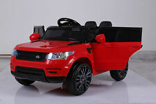 2017 MODEL RANGE ROVER SPORT HSE STYLE 12V ELECTRIC KIDS CHILDS RIDE ON JEEP CAR