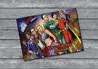 Personalised The Big Bang Superhero Birthday Card