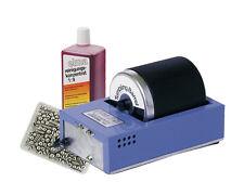 LORTONE 3A Poliertrommel Poliermaschine Set mit Schleifkugeln Made in USA