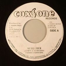 JOHNNY OSBOURNE - MURDERER (COXSONE) 'DON DRUMMOND&SKATALITES-HEAVENLESS' 1979