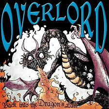Overlord-Back Into Dragon's Lair Brocas Helm,Cirith Ungol,Griffin, Private Metal