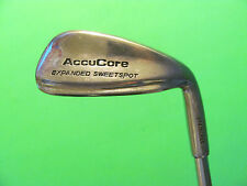 """36"""" Ram AccuCore Expanded Sweet Spot Camber Sole #9 Iron. Stiff Flex Steel."""