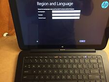 "HP Split X2 13-M110dx 13.3"" 2-in-1 Touch-Screen Laptop Tablet 4GB 1.40GHz 128 GB"