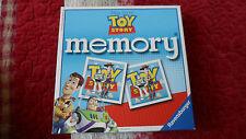 Memo 72pcs - Ravensburger - Toy Story - 2 ans et plus - Une pièce manquante