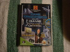 Time Troopers DVD Game (DVD, 2004) from The History Channel, Play on your TV