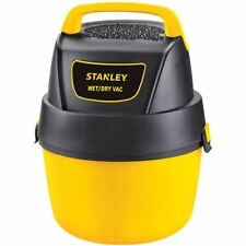 Stanley 1-gallon, 1.5-peak horse power, wet dry Vacuum High Performance Motor
