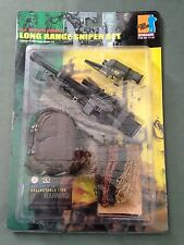 "Dragon 1/6 Scale 12"" US Special Forces Long Range Sniper Set  71132 Loose"