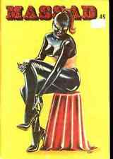 Massad 45 TOM of FINLAND gummi fetish latex high heels Bizarre