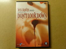 DVD / DON'T LOOK DOWN ( WES CRAVEN )