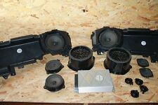DSP Soundanlage Audi A6 4F mit MMI 2G 12 Lautsprecher