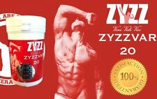 ZYZZVAR 20! VAR 20 Strong Legal Anabolic Muscle Mass Booster Supplement!