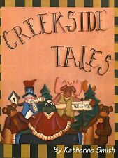 Creekside Tales Decorative Tole Painting Book by Katherine Smith NEW
