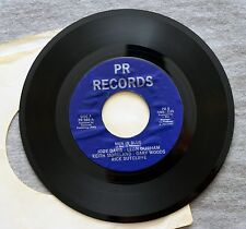 CHICAGO CUBS Men in Blue - Good Ol' Time Tonight 45rpm Vintage Record PR Records