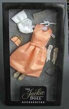 "Franklin Mint Jackie Kennedy India State Visit Peach Ensemble 16"" Doll Clothes"