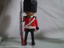 Rare Special Playmobil figure -4577 Victorian British Royal Queen's Guard.1994